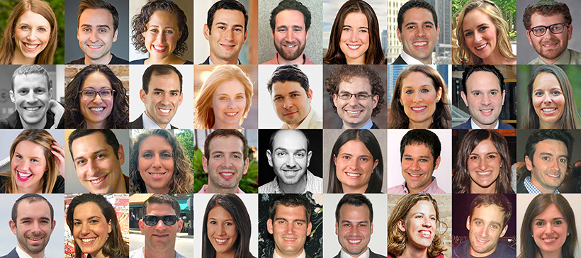 Presenting Chicago's fifth annual Jewish 36 Under 36 list photo