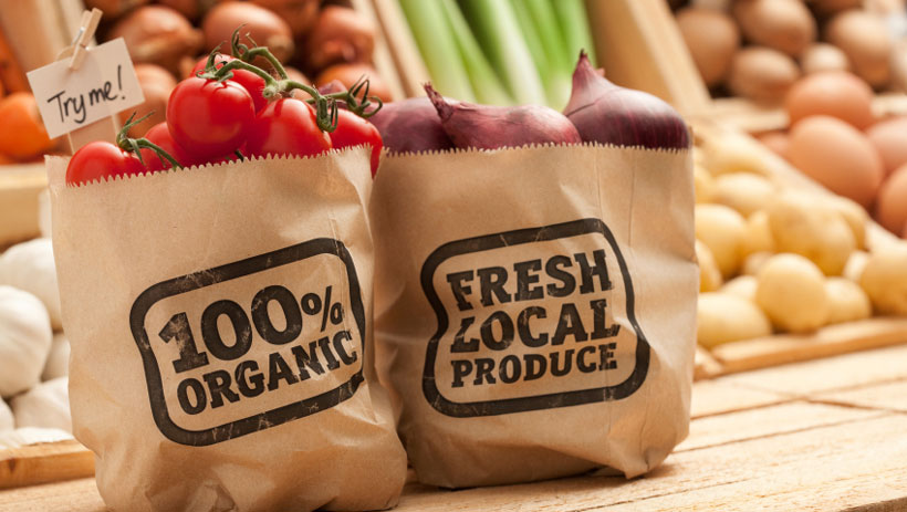 The Grocery Shopper's Dilemma—why buy organic? photo